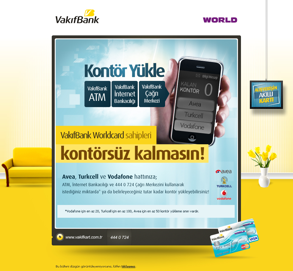 vakıfbank mailing