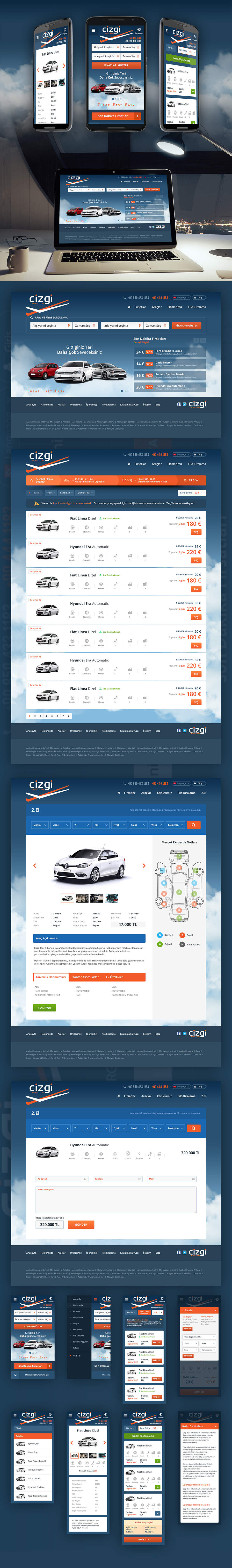 Çizgi rent a car