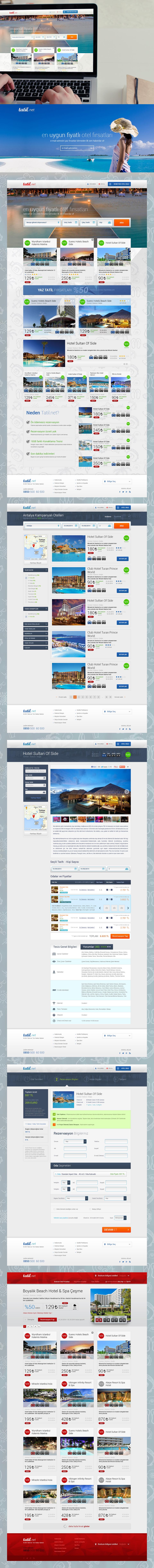 tatil sitesi tasarımı