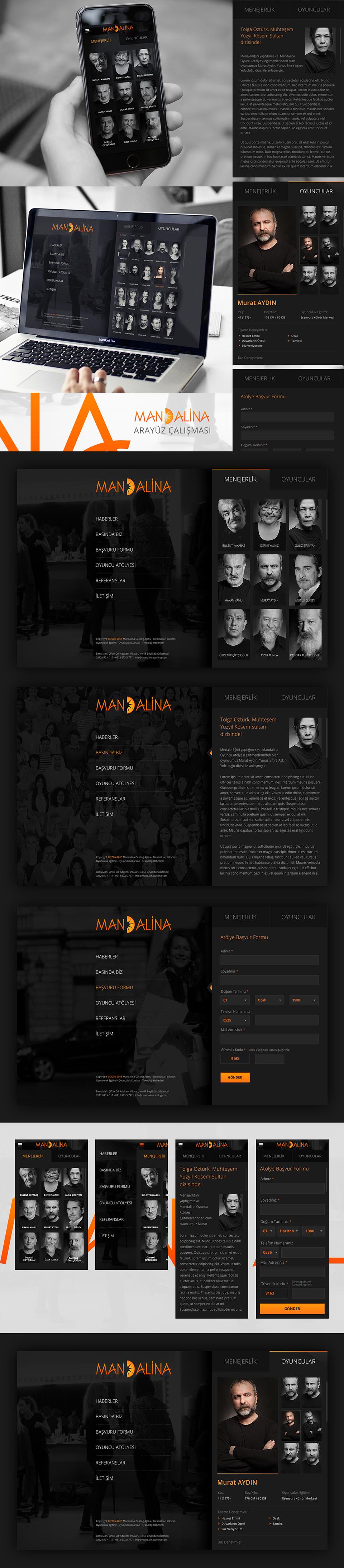 Mandalina Casting Ajans